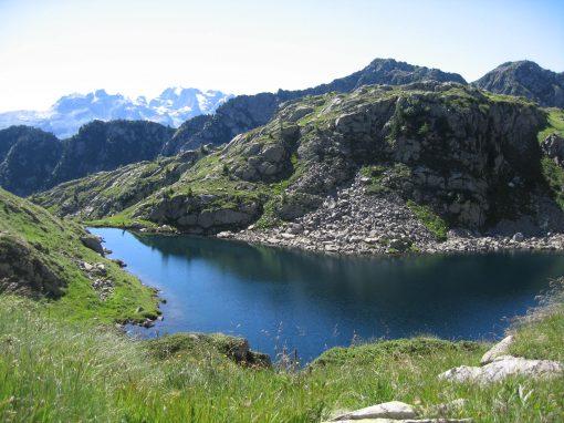 Lago Alto di Cima Artuich