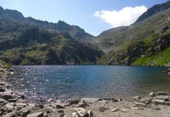 Lago Lambin foto Riccardo Periotto