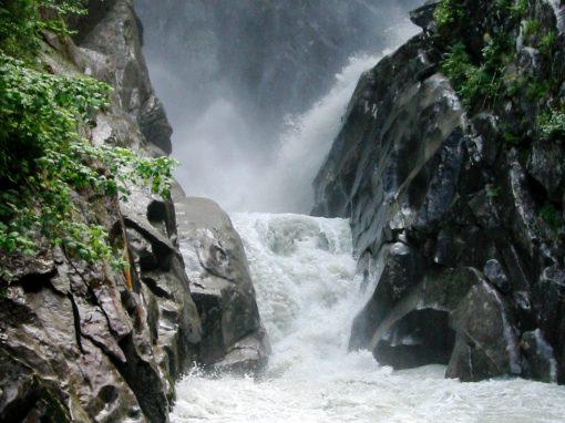 Cascata del Casol