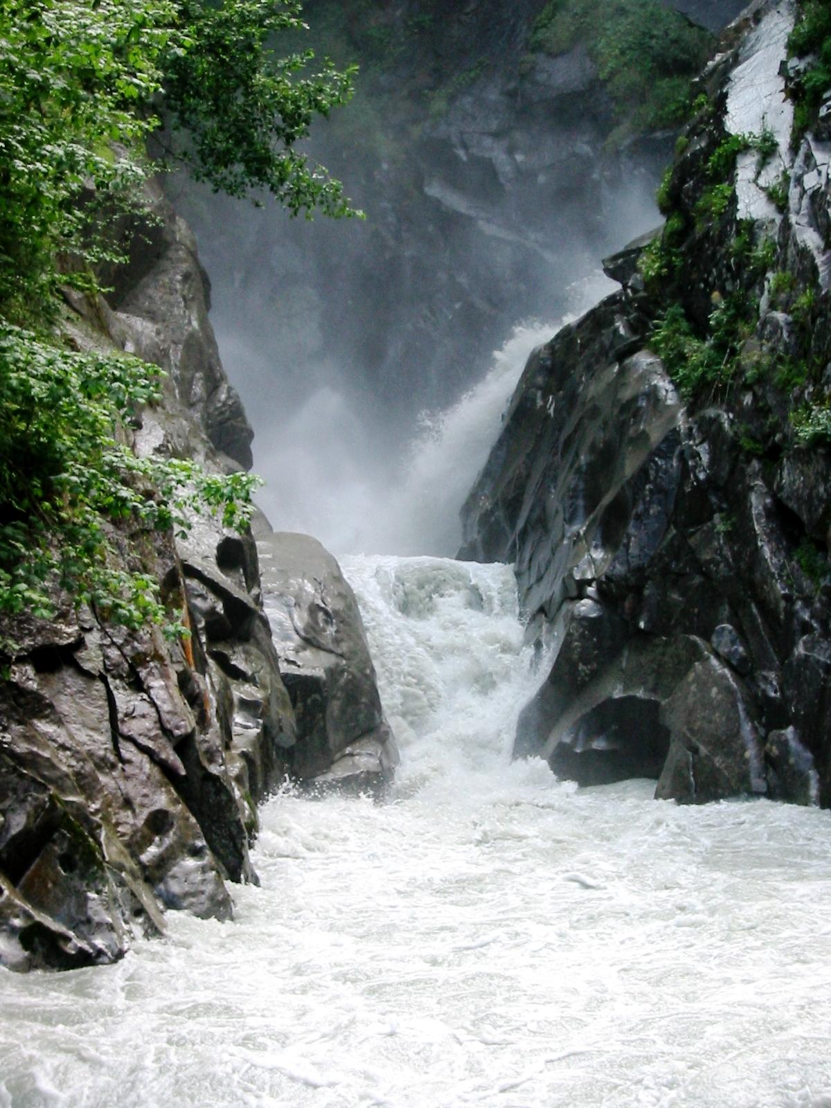 Casol Waterfall