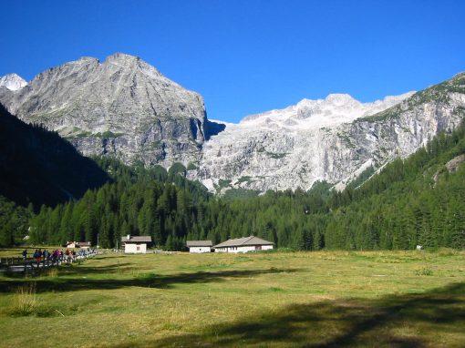 Alla scoperta del ghiacciaio che c'era | Val Genova
