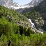 Cascata Cercen - Val Genova