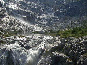 Mandron Wasserfall