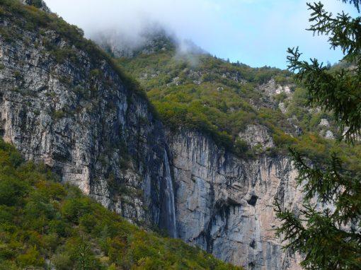 Cascata del Risec