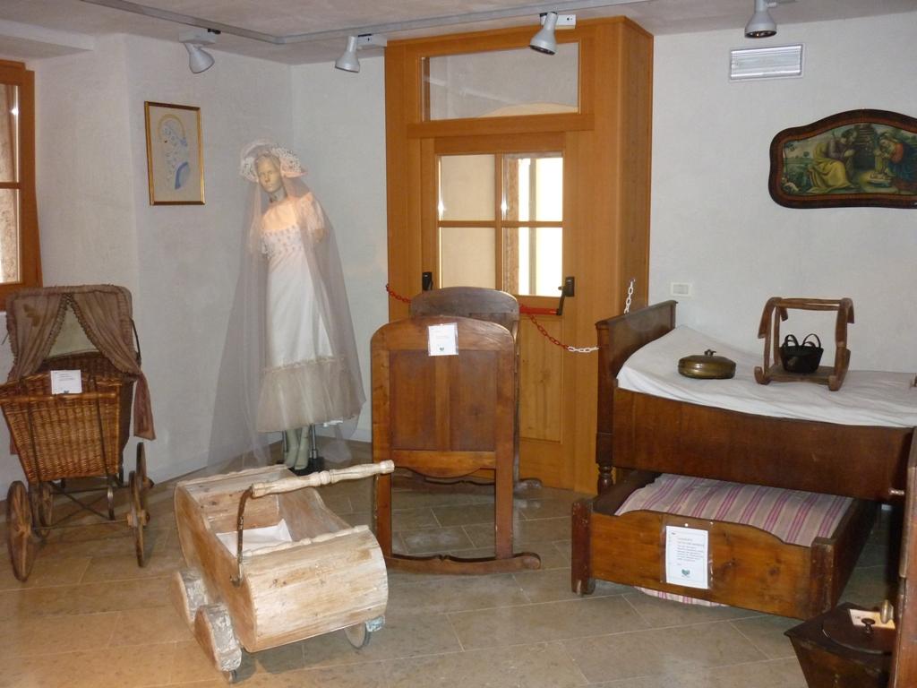 Casa Osei stanza interno