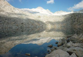 Lago della busa del Morto