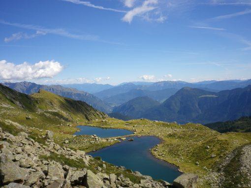 Laghi di Valbona Superiore e Medio