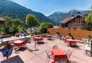 Hotel Bellavista - terrazza