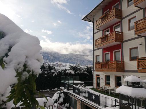 Hotel Vittoria snow family bike *** S