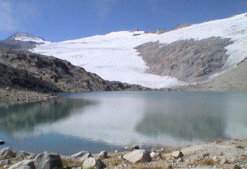 Lago Lares (Vedretta di Lares) foto Rudy Cozzini