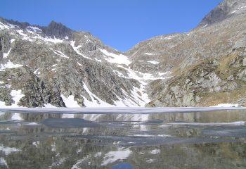 Lago Lambin foto Michele Zeni