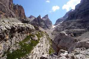 Vedretta Vallesinella Inferiore foto S. Longo