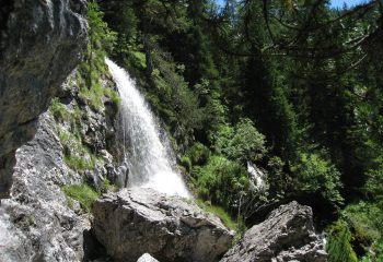 Cascata Vallesinella Alta - foto Michele Zeni