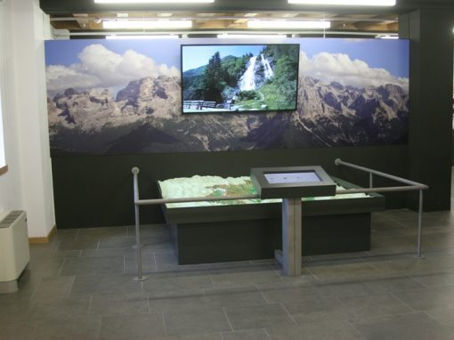 "Casa del Parco ""Geopark"""
