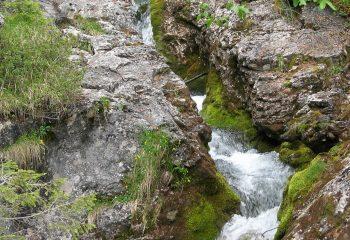 Sorgenti vallesinella Masè Vajolet