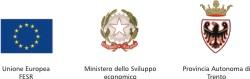 Loghi Comunità Europea, Ministro dello sviluppo economico, Provincia autonoma di Trento