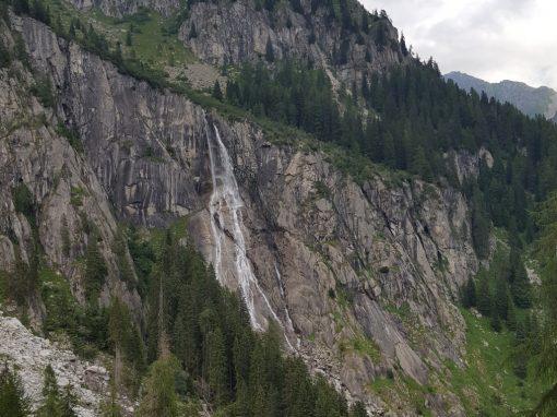 Cascata da la Canavacia