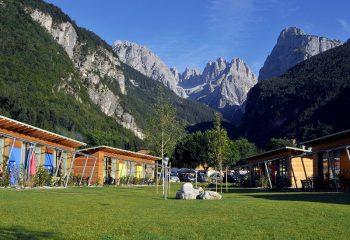 Camping Molveno_esterno