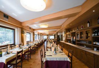 Hotel Rio sala da pranzo