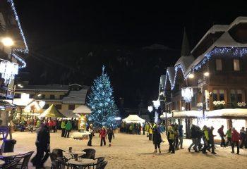 Pinzolo Centro Campiglio Inverno Foto Grassi