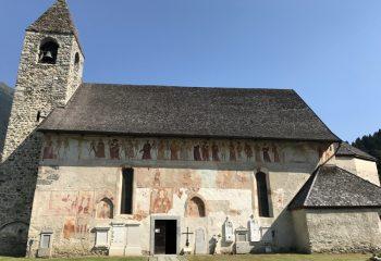Pinzolo Chiesa di San Vigilio Foto Grassi