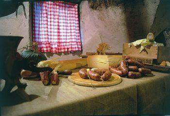 San Lorenzo-Dorsino Ciuiga formaggio