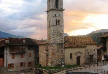 San Lorenzo-Dorsino piazza Dorsino