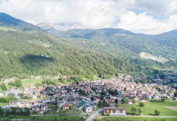 Veduta di Pinzolo Foto Manuel Righi
