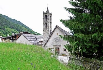 Commezzadura Mastellina chiesa foto di Susanna Cangini