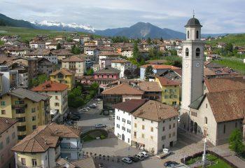 Ville d'Anaunia Chiesa