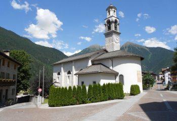 Comune di Giustino Chiesa