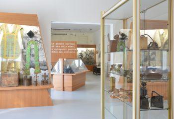Spiazzo Museo della guerra interno