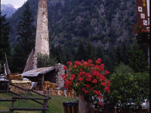 Il sentiero dell'Antica Vetreria | Val Algone