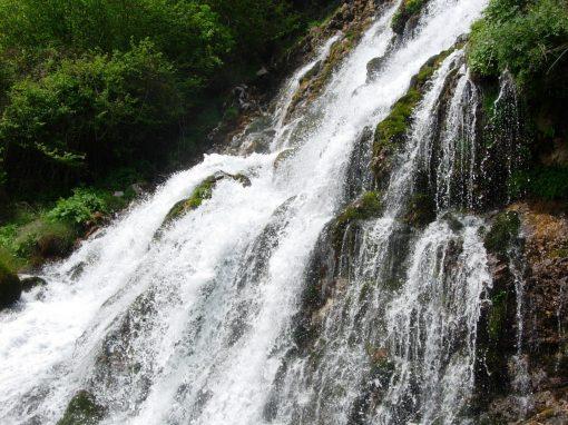 Cascata del Rio Bianco