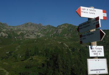 Sentiero Valbona foto Flavio Periotto