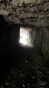 Sentiero valle delle Seghe