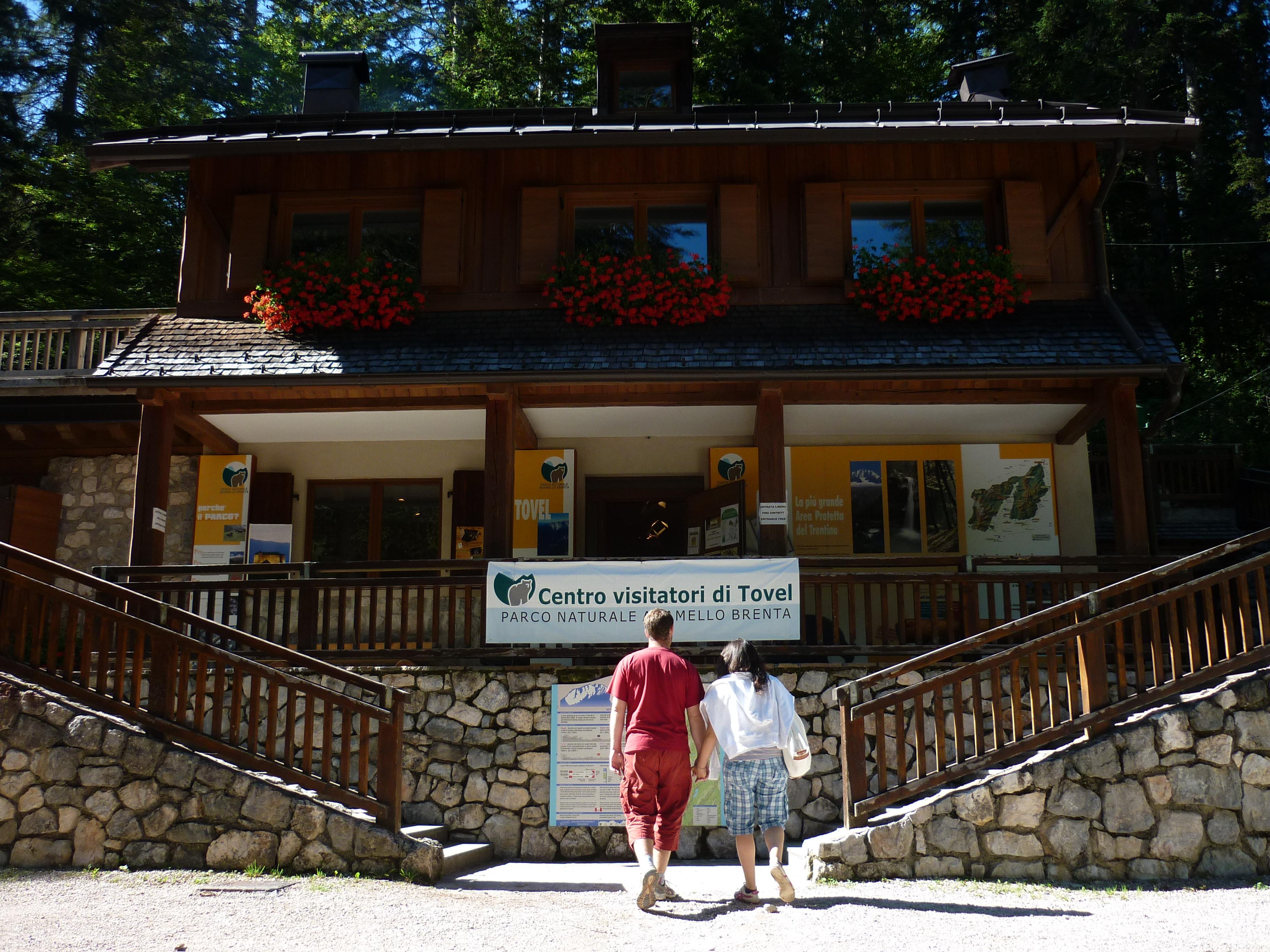 """Casa del Parco """"Lago Rosso"""""""