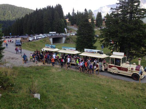 Mobilità estiva del Parco, boom di accessi e modello in Europa