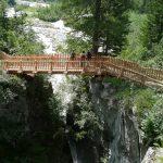 Ponte delle cambiali Val Genova