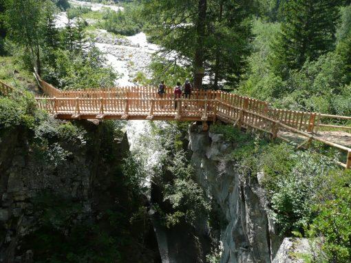 Cascata Ponte delle Cambiali