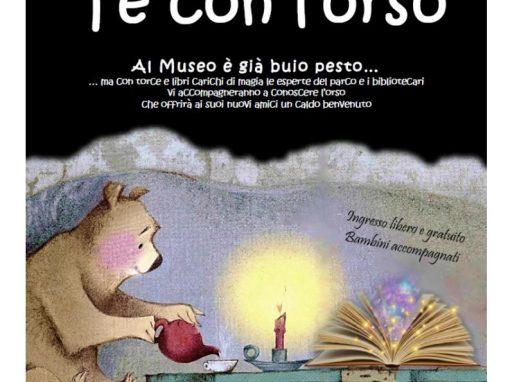 Tè con l'orso