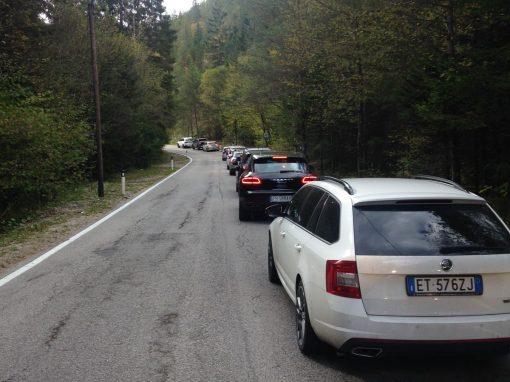 A Novembre prosegue la gestione dei parcheggi in Val di Tovel