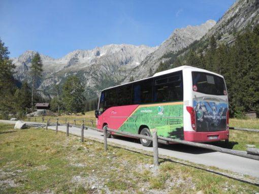 Novità per i residenti nella mobilità  del Parco Adamello Brenta