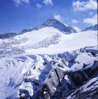ghiacciaio della Presanella