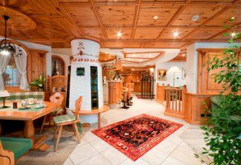 Hotel Gianna Bar da giardino d'inverno