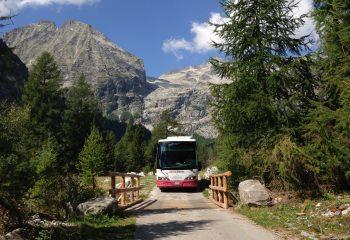 Mobilità in Val Genova - testata valle