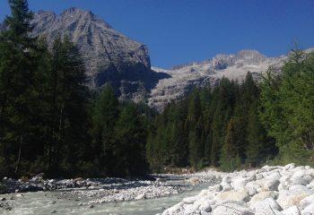 Sarca di Val Genova testata Valle