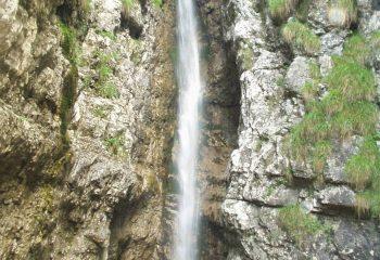 Cascata Val Ambiez foto Dennis Paoli