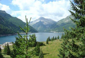 Lago di Bissina (Val di Fumo) foto Stefano Negrini