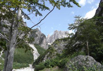 Val delle Seghe (Molveno) foto Toni Mauro